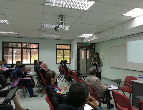 Naina Khanna presented at first IP & Innovation Researchers of Asia Conference